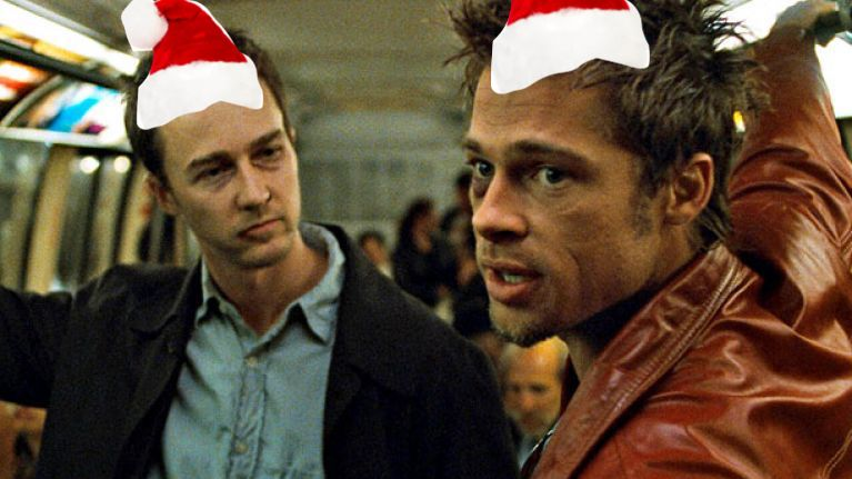 Episode 55 Fight Club And Fucking The Twelve Days Of Christmas